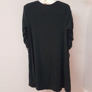 LOFT Dresses - Hunter Green LOFT sweater dress xsp NWT